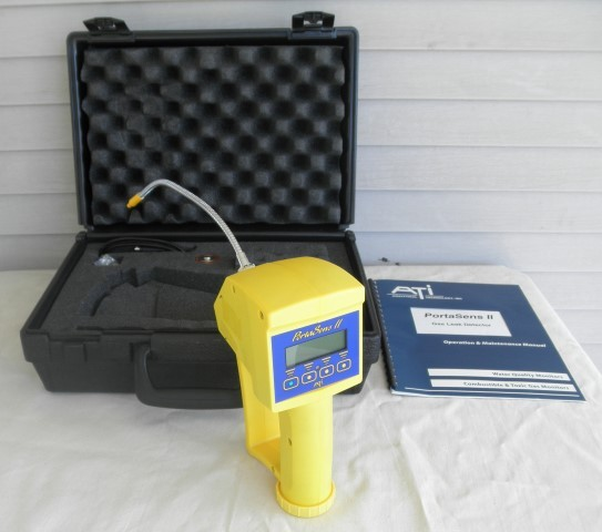Gas Detection Rental Equipment C16