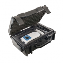 Large carry case for Aeroqual handheld monitors