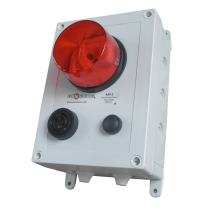 RAP-2 remote alarm panel