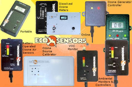 EcoSensors Product line