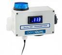 Gas sensors for leak detection