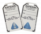 Hydrazine Dual Level SafeAir Badge (382020-50)