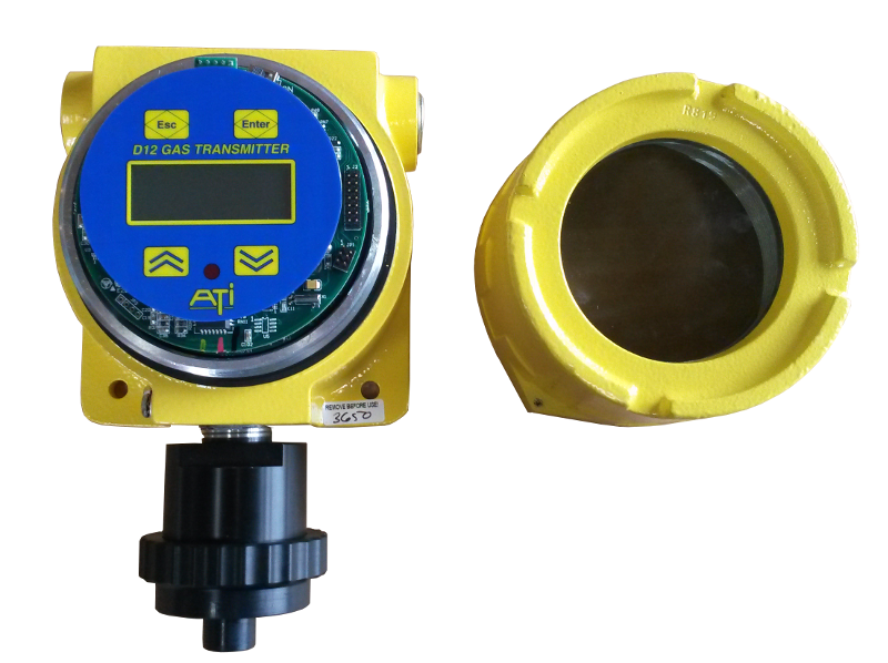 D12 XP sensor interface