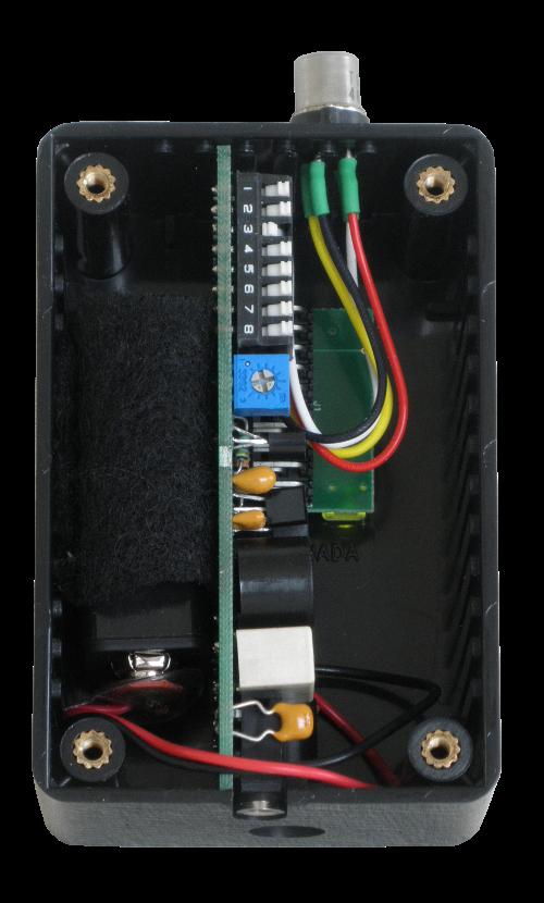C-21 VOC Sensor user settings