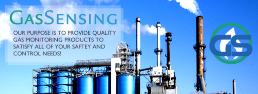 Gas sensing homepage