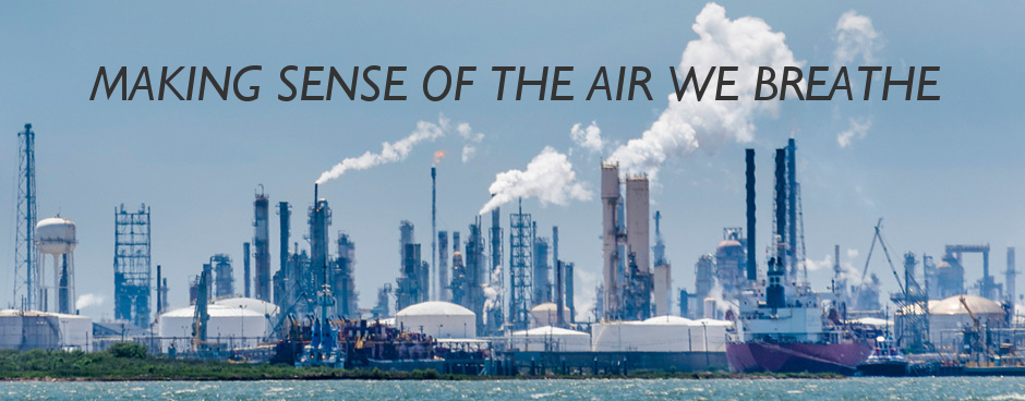 Gas Sensing Making sense of the air we breathe