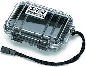 Compact carbon monoxide sensor carry case