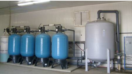 ozone filtration plant